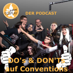 S01E17 – DOs & DON'Ts auf Conventions *NSFW*