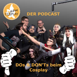 S01E19 – DOs & DON'Ts beim Cosplay