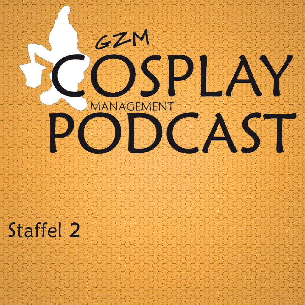 GZM Cosplay Podcast Staffel 2 Cover