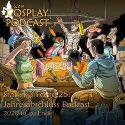 S03E25 Jahresabschluss Podcast