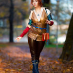 Paula Schlegel – Triss Merigold – The Witcher 3