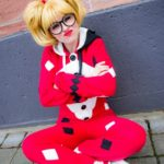 Janette Bratz – Miss Convertible – Pyjama Harley Quinn – Batman