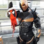 Shrimpy Hollow – Slade Wilson/Deathstroke – Batman: Arkham Origins