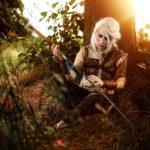 Paula Schlegel – Ciri – The Witcher 3 – Wild Hunt