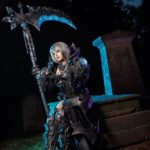Kiri Nightingale – Art Of Costume – Shinigami – Soul Reaper -OC
