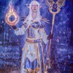 Evelyn Cosplay – Dragoncaller Alanna – World of Warcraft