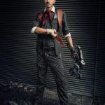 Tim Golding – Booker DeWitt – BioShock Infinite