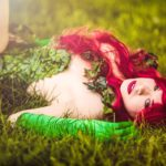 Lilly Fortune – Poison Ivy Burlesque – DC Universe