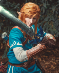 Mochi Dragon Cosplay – Link – The Legend of Zelda: Breath of the Wild