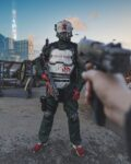 Chris_from_ChrisBee_Cosplay – Trauma Team – Cyberpunk2077