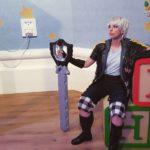 Chirithy – Riku – Kingdom Hearts 3