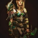 GZMID416 – Alleria Windrunner – World of Warcraft