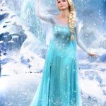 Eressea-Sama – Elsa – Eiskleid – Die Eiskönigin – völlig unverfroren