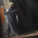 Pixel Cosplay – Cloud Strife – Final Fantasy 7 Remake