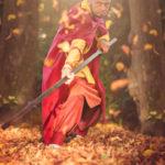 Marioschkah – Avatar Aang (Erwachsen) – The Legend of Korra / The Legend of Aang – The Last Airbender