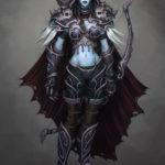 Mirana – Sylvanas Windrunner – World of Warcraft