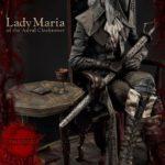 Elisabeth Marx – Lady Maria – Bloodborne: The Old Hunters