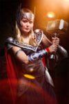 Krystl Cosplay – Lady Thor – Thor