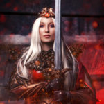 Falcon Cosplay – Rhaenys Targaryen – Game of Thrones