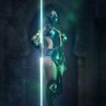 GZMID272 – Jade & Reptile – Mortal Kombat